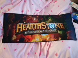 Hearth stone gaming game muispad muismat mouse pad