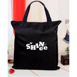 Shinee Handtas Tas Shopper Schooltas Kpop Korea Korea