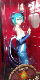 Capcom VAMPIRE SAVIOR DX Panel Book End Figures Morrigan