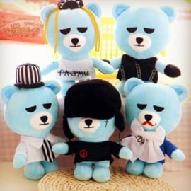 Big bang bigbang bear beer kpop knuffel pluche plush plushie