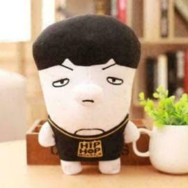 BTS SUGA knuffels knuffel pluche plush toys Kpop 25cm