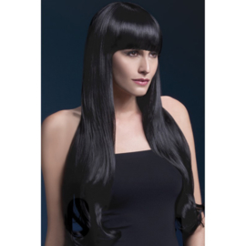Bella Pruik - Zwart Cosplay