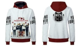 BTS Young Forever Love yourself Hoodie Trui Kleding Shirt Kpop