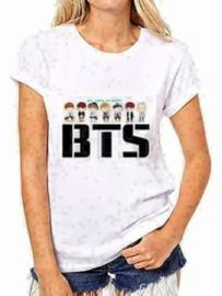 Leuke BTS t-shirt shirt tshirt topje tops Kpop