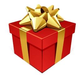 Gratis cadeau bij uw bestelling