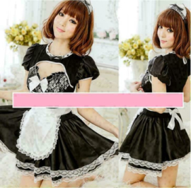 Japan Maid Cafe Kleding Jurk Cosplay Manga Anime