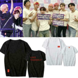 BTS bangtan Boys love yourself t-shirt shirt topje topjes