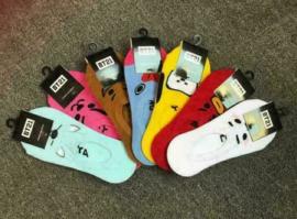 BTS BT21 KPOP sokken socks sok bangtan boys