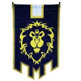 WOW World of Warcraft vlag flag