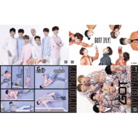 Got7 Kpop Posters Poster Korea Koreaanse muziek