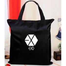 EXO Handtas Tas Shopper Schooltas Kpop Korea Koreaanse muziek