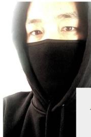 Zwarte mondkap mondkapjes mondmasker mondmaskers mouth mask mouth masks mondkaps mondkap Naruto Hatake Kakashi Masker Cosplay Anime Manga