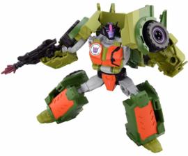 Transformers Adventures Deluxe TAV08 Gregevor