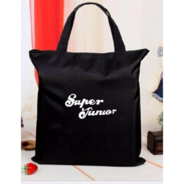 Super junior Handtas Tas Shopper Schooltas Kpop Koreaanse