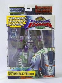 New Transformers Destron Leader Megatron Figure Megascf TF 09