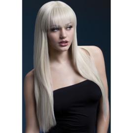 Lange Stijle Pruik - Blond Cosplay