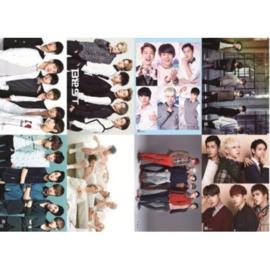 Kpop BEAST Posters Poster Korea koreaanse Muziek