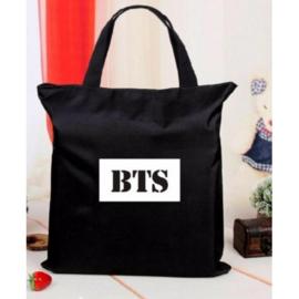 BTS Handtas Tas Shopper Schooltas Kpop Korea Korea