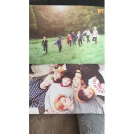 BTS posters poster kpop poster Korea bangtan boys F set
