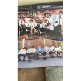 BTS posters poster kpop poster Korea bangtan boys C set