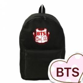 BTS rugtas rugzak schooltas reistasje tas kpop bangtan boys