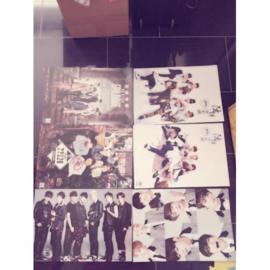 BTS Kpop Posters Poster Korea Korean Koreaanse Muziek Pop D set