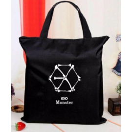 EXO Glow in the dark tas schooltas handtas koop shopper
