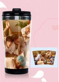 Kpop beker Bangtan boys beker cups cup BTS beker Korea