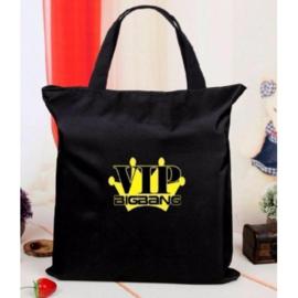 Bigbang VIP Handtas Tas Shopper Schooltas Kpop Korea