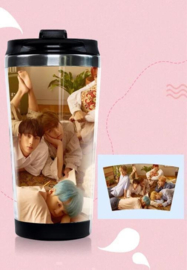 Bangtan Boys BTS love yourself beker cups kpop Korea