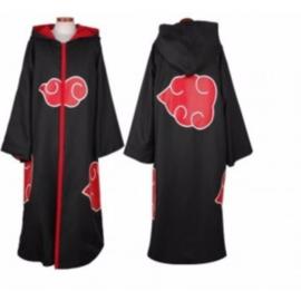 Naruto Akatsuki poncho jas vest jacket cosplay kleding