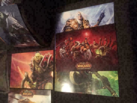 World of Warcraft WOW game gaming poster posters