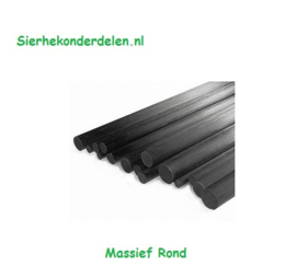 Massief Rond 10 mm a 1 mtr Lang