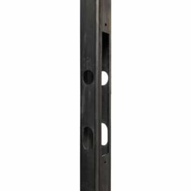 Slotkoker 40x40x2 L = 2100 mm