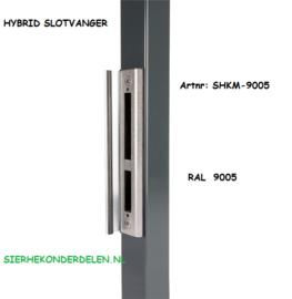 HYBRID SLOTVANGER Kleur ZWART