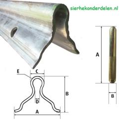 ROL - POORTEN  looprails e.d