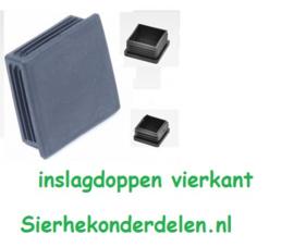 Inslagdop 30 x 30  mm