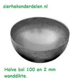 HALVE BOLLEN / SCHALEN