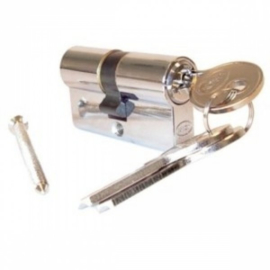 cilinder met 3 sleutels cilinder Locinox  54 MM