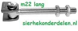 Scharnier Lang M22