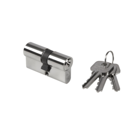 cilinder met 3 sleutels 54 mm cilinder Locinox