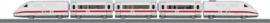 ICE - trein 29200 met kunstof rails