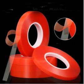 Herbruikbare Tape Dubbelzijdig  10mm 50m