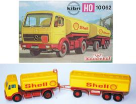 Kibri shell combo