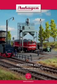 Auhagen Noviteiten 2020 Nederlands