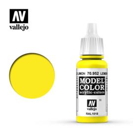 70.952 Lemon Yellow