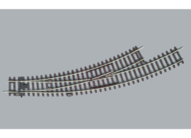 55227 Gebogen Wissel links R3/R4