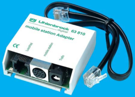 63810 Mobile station adapter