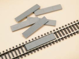 48603 Spoor beton platen