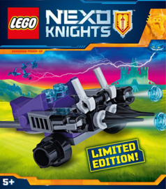 271719 Nexo Knights Stone Giants' Gun (Polybag)